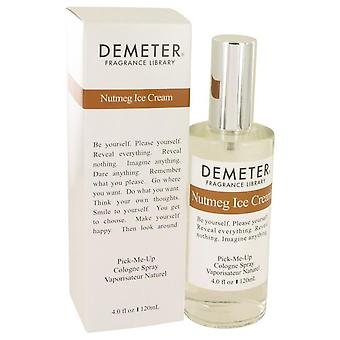 Déméter Nutmeg Ice Cream Cologne Spray By Demeter 120 ml