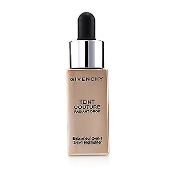 Givenchy Teint Couture Radiant Drop 2 In 1 Highlighter - # 02 Radiant Gold - 15ml/0.5oz
