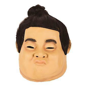 Masks  Latex Sumo Mask