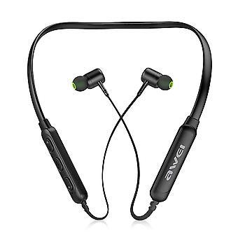 Awei g30bl magic magnet earbuds black