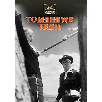 Tomahawk Trail (1957) [DVD] USA importeren