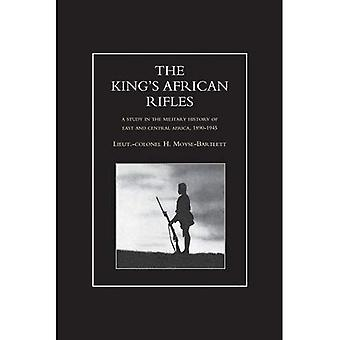 KING'S AFRICAN RIFLES. A Study in the Military History of East and Central Africa, 1890-1945 Volume Two