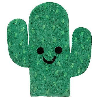 Sass & Belle Cute Happy Cactus Rug