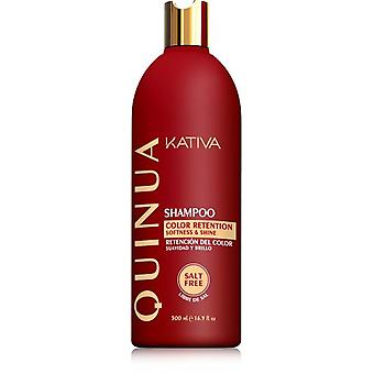Kativa Quinoa Shampoo 500 Ml. (Woman , Hair Care , Shampoos)