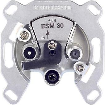 Antenna socket TV, FM Kathrein ESM 32 Flush mount