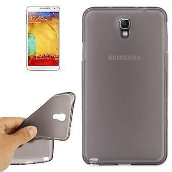 TPU case cover for Samsung Galaxy touch 3 neo N7505 transparent grey