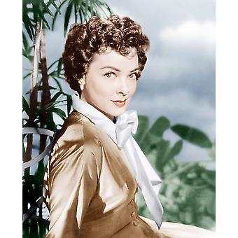 El desierto canción Kathryn Grayson de 1953 foto impresión
