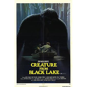 Creature from Black Lake Movie Poster (11 x 17)