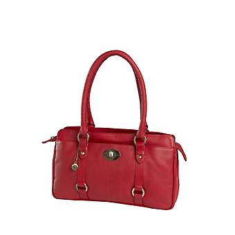 Dr Amsterdam shoulder bag Mint Red