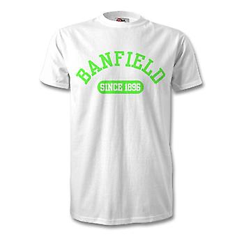 Banfield 1896 Established Football Kids T-Shirt