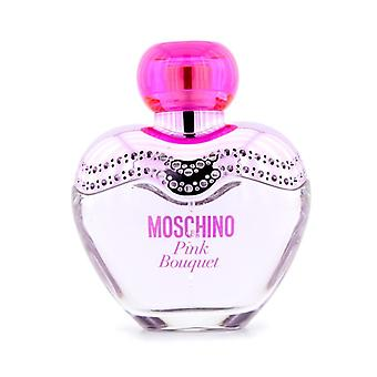 Moschino Pink Bouquet Eau De Toilette Spray 50ml / 1.7oz