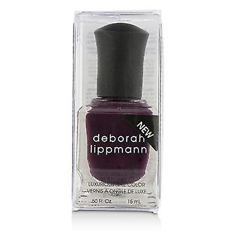Deborah Lippmann Luxurious Nail Color - Miss Independent (Full Coverage Berry Wine Creme) 15ml/0.5oz