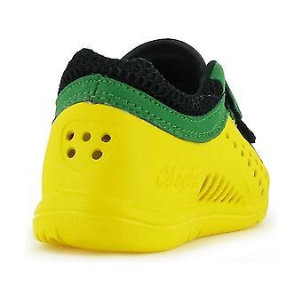 Glagla Blizz niños chicos entrenadores zapatos textil Phylon niños calzado botas