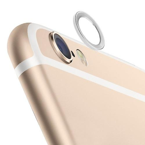 Camera protection protector ring for Apple iPhone 6 plus 5.5 Silver