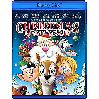 Navidad está aquí otra vez [Blu-ray] importación de Estados Unidos