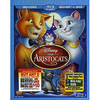 Aristocats [BLU-RAY] USA import