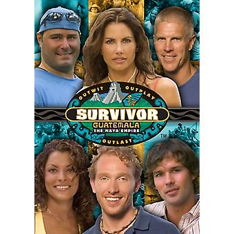 Overlevende - overlevende: Guatemala [DVD] USA import