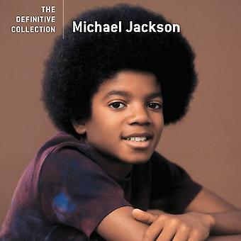 Michael Jackson - Definitive Collection [CD] USA import