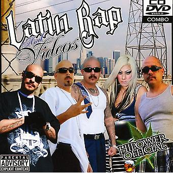 Hi-Power Entertainment præsenterer - Latin Rap & videoer [CD] USA import