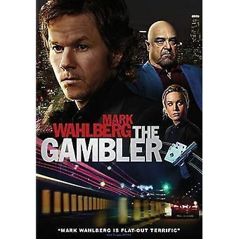 Gambler [DVD] USA import