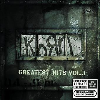 Korn - Korn: Vol. 1-Greatest Hits CD] USA import