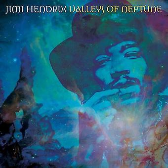 Jimi Hendrix - Valleys of Neptune [CD] USA import