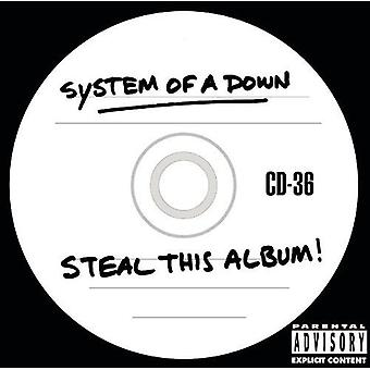 System of a Down - Steal This Album [CD] USA import