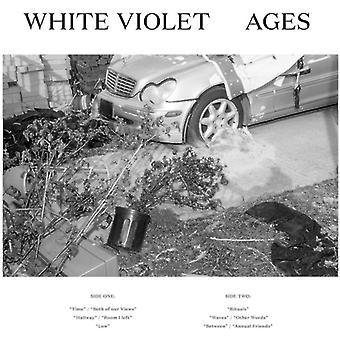Hvid Violet - aldre [Vinyl] USA importerer