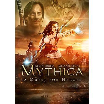 Mythica: En søgen efter Heroes [DVD] USA importerer