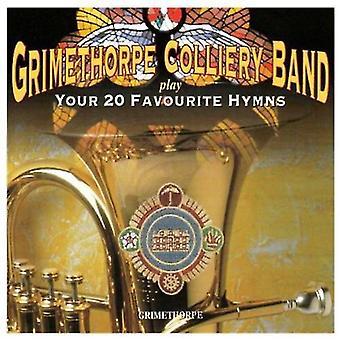 Grimethorpe Colliery - vostri 20 inni preferiti [CD] USA importare