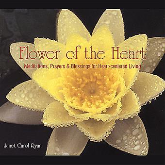 Janet Carol Ryan - blomst hjertet-meditasjoner bønner & velsignelse [DVD] USA import
