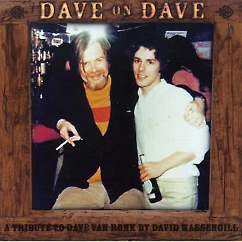 David Massengill - Dave på Dave [CD] USA import