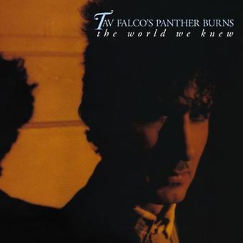 Falco, Tav / Panther Burns - den verden vi vidste [CD] USA import