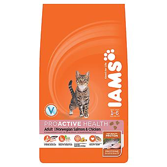 Iams Cat Adult Rich In Salmon 3kg