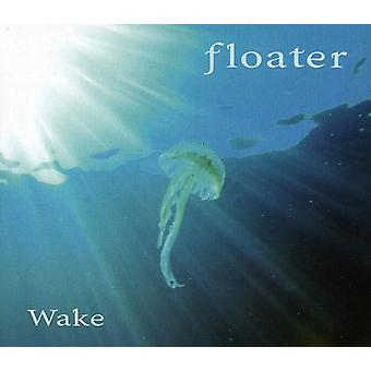 Floater - Wake [CD] USA importerer