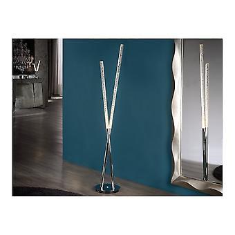 Schuller Cosmo Modern LED Chrome Floor Lamp