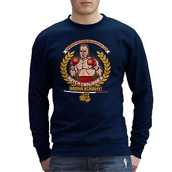Butch Coolidges boksning Academy Pulp Fiction mænds Sweatshirt