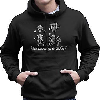 Headbang Squad Men's Hooded Sweatshirt