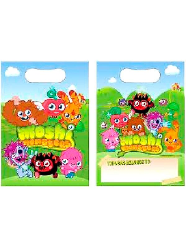 Moshi monstre Party Party plastposer