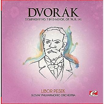 Dvorak - Symphony 7 D Min 70 B. 141 [CD] USA import