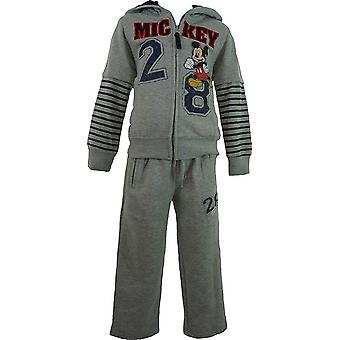 Boys Disney Mickey Mouse Tracksuit / Jogging Suit