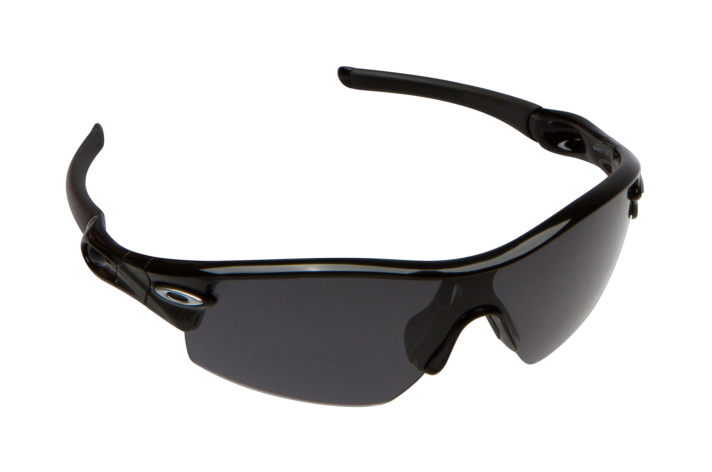 fed49dfc76 RADAR PITCH Replacement Lenses Polarized Black by SEEK fits OAKLEY  Sunglasses