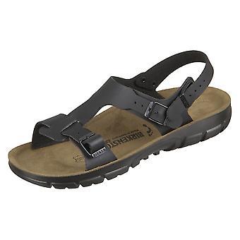Birkenstock Saragossa Black Birkoflor 500863   women shoes