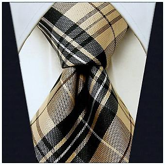 Scott Allan Mens Scottish Tartan Plaid Necktie