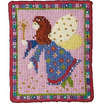 Rebecca Fairy Needlepoint Kit