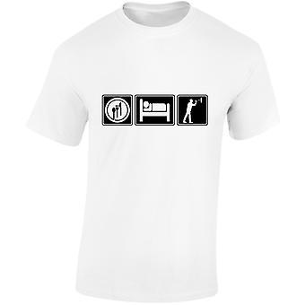 Mangiare dormire freccette bambini Unisex t-shirt 8 colori (XS-XL) da swagwear