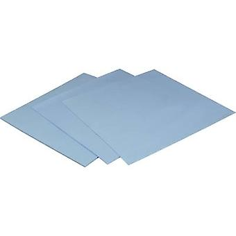 Thermally conductive pad 1.5 mm 6 W/mK (L x W) 145 mm x 145 mm