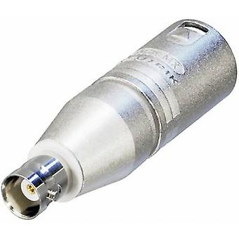 XLR adapter XLR plug - BNC socket NeutrikNA2MBNC1 pc(s)