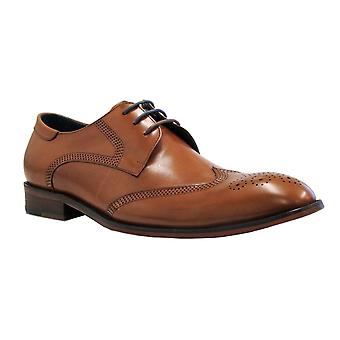 Bowe & Bootmaker Mens Shoe Patersons Capuccino
