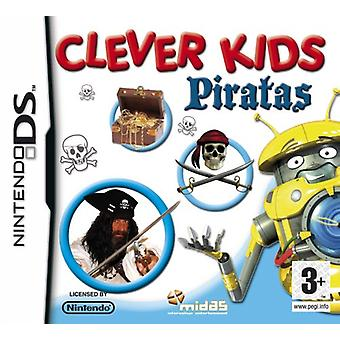 Clever Kids Pirates (Nintendo DS)